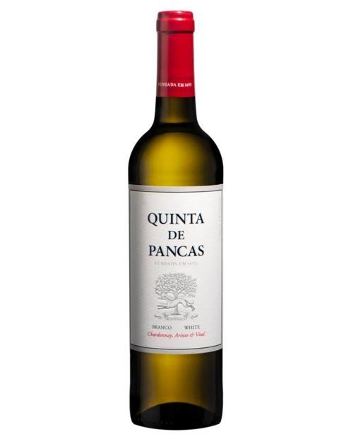 Garcias - Vinhos e Bebidas Espirituosas - QUINTA DE PANCAS BRANCO 1