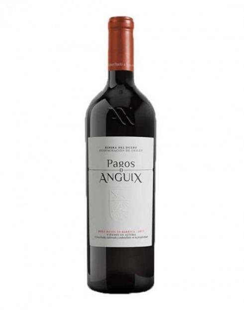 Garcias - Vinhos e Bebidas Espirituosas - VINHO PAGOS D'ANGUIX TINTO 2018 1