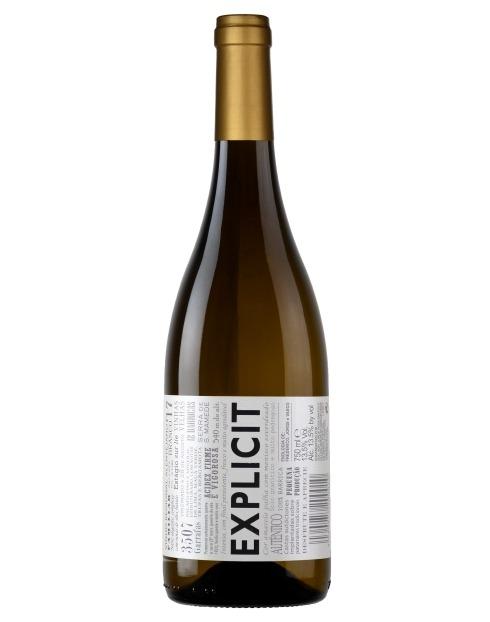 Garcias - Vinhos e Bebidas Espirituosas - VINHO EXPLICIT BCO 2018 1