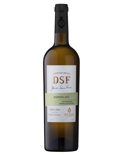 Garcias - Vinhos e Bebidas Espirituosas - VINHO DSF COLEÇÃO PRIVADA VERDELHO BRANCO 2019  1