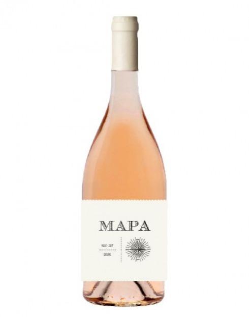Garcias - Vinhos e Bebidas Espirituosas - VINHO MAPA ROSE 2018 1