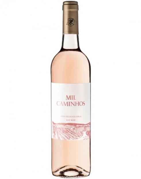 Garcias - Vinhos e Bebidas Espirituosas - VINHO MIL CAMINHOS ROSÉ  1