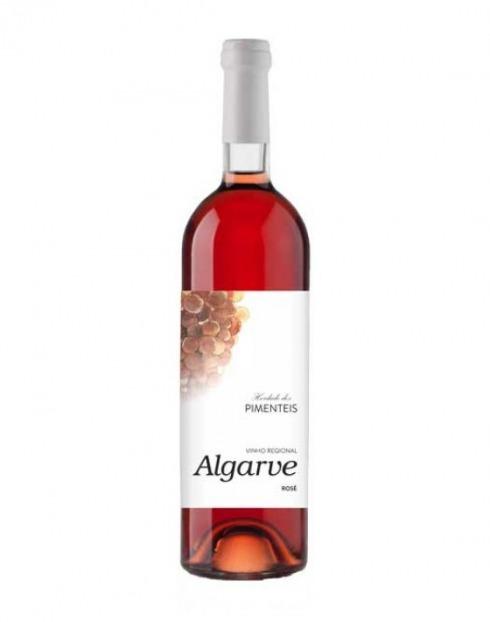 Garcias - Vinhos e Bebidas Espirituosas - VINHO HERDADE DOS PIMENTEIS ROSÉ 2018 1