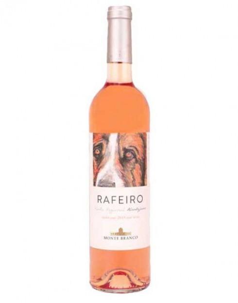 Garcias - Vinhos e Bebidas Espirituosas - VINHO RAFEIRO ROSE 2019 1