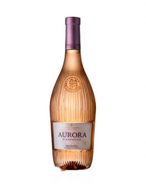 Garcias - Vinhos e Bebidas Espirituosas - VINHO AURORA D'ESPIELLS ROSE 2019 1