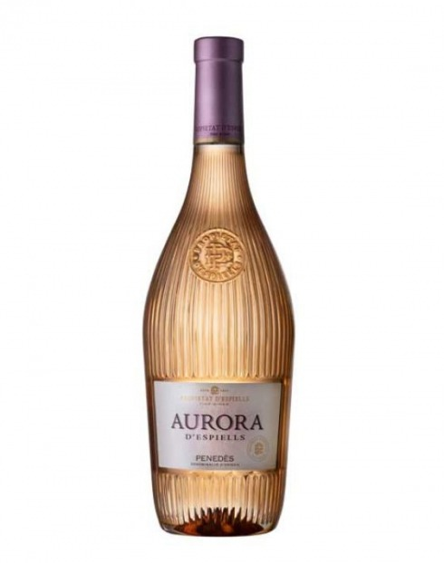 Garcias - Vinhos e Bebidas Espirituosas - VINHO AURORA D'ESPIELLS ROSE 2018  1