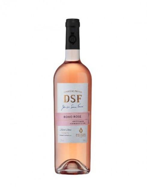 Garcias - Vinhos e Bebidas Espirituosas - VINHO DSF COL. PRIVADA ROSÉ ROXO 2017 1