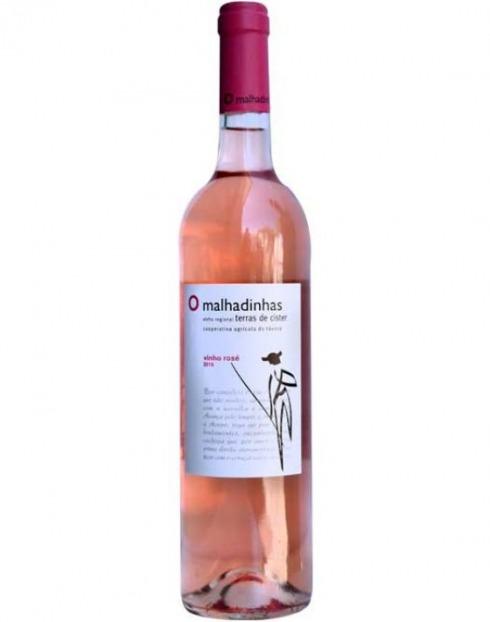 Garcias - Vinhos e Bebidas Espirituosas - VINHO MALHADINHAS ROSÉ 2018 1