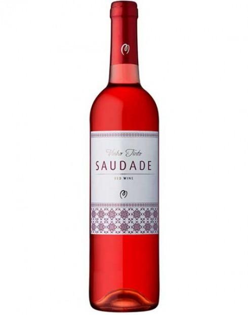 Garcias - Vinhos e Bebidas Espirituosas - VINHO SAUDADE ROSÉ 1
