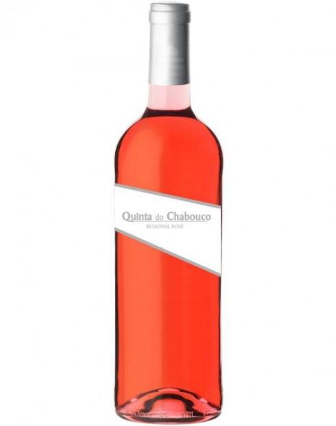Garcias - Vinhos e Bebidas Espirituosas - VINHO QUINTA DO CHABOUCO ROSÉ 1