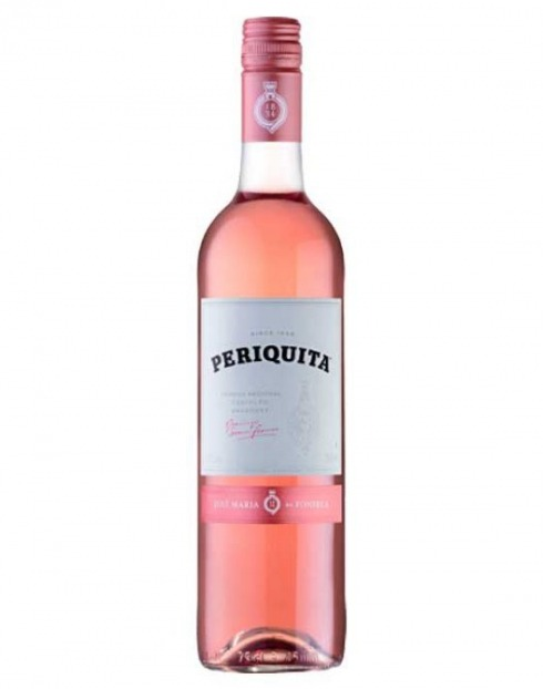 Garcias - Vinhos e Bebidas Espirituosas - VINHO PERIQUITA ROSÉ 2019 1