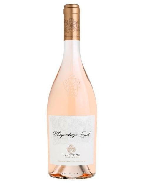Garcias - Vinhos e Bebidas Espirituosas - VINHO WHISPERING ANGEL ROSE 2020 1
