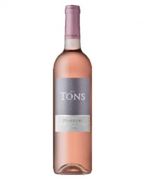 Garcias - Vinhos e Bebidas Espirituosas - VINHO TONS DE DUORUM JPR ROSÉ 2020 1