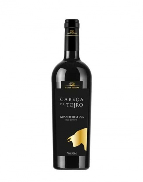 Garcias - Vinhos e Bebidas Espirituosas - VINHO CABEÇA DE TOIRO RIBATEJO S. SELEC. TINTO 2010 1