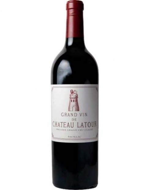 Garcias - Vinhos e Bebidas Espirituosas - VINHO CHATEAU LATOUR PAUILLAC TIN 2011  1