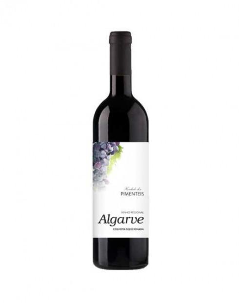 Garcias - Vinhos e Bebidas Espirituosas - VINHO HERDADE DOS PIMENTEIS COLHEITA SELECCIONADA TIN 2018 1