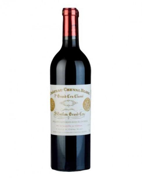 Garcias - Vinhos e Bebidas Espirituosas - VINHO CHATEAU CHEVAL BLANC TIN 2014 CX.MAD  1