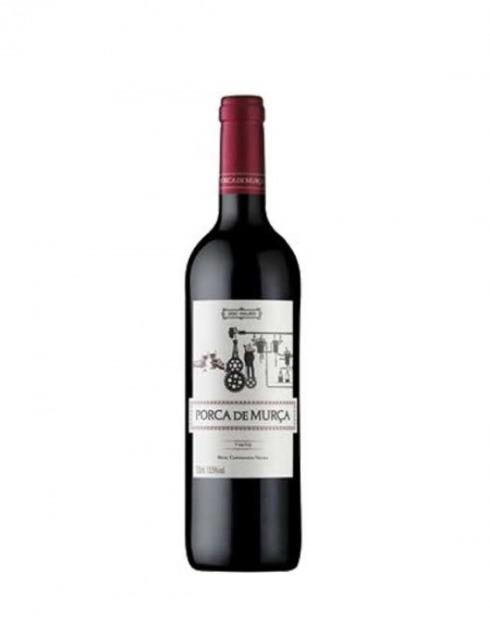 Garcias - Vinhos e Bebidas Espirituosas - VINHO PORCA MURÇA TINTO 2017 1