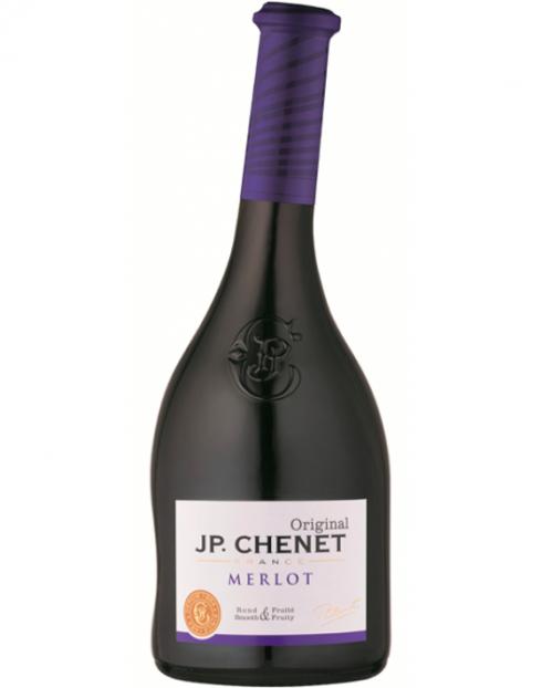 Garcias - Vinhos e Bebidas Espirituosas - VINHO JP CHENET MERLOT TIN 2017 1