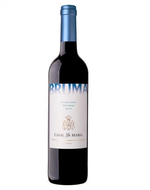 Garcias - Vinhos e Bebidas Espirituosas - VINHO BRUMA COLARES SANTA MARIA TINTO 2016 1