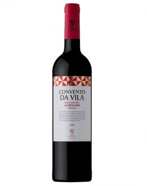 Garcias - Vinhos e Bebidas Espirituosas - VINHO CONVENTO VILA TINTO 2018 1L 1