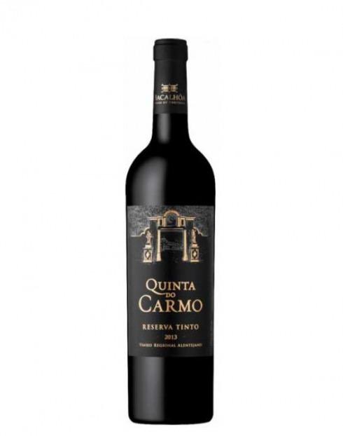 Garcias - Vinhos e Bebidas Espirituosas - VINHO QUINTA DO CARMO RESERVA TINTO 2013 1