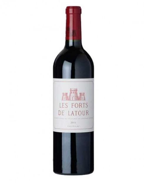 Garcias - Vinhos e Bebidas Espirituosas - VINHO LES FORTS DE LATOUR 2011 1