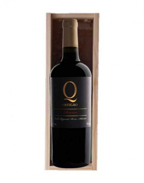Garcias - Vinhos e Bebidas Espirituosas - VINHO QUINTA DO ORTIGÃO RESERVA TIN 2014 3L 1