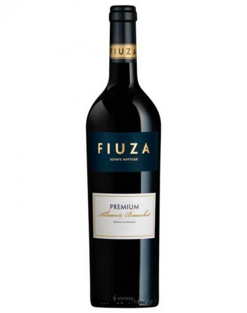 Garcias - Vinhos e Bebidas Espirituosas - VINHO FIUZA PREMIUM ALICANTE BOUSCHET TINTO 2014 1