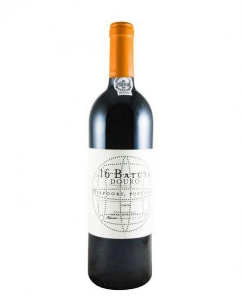 Garcias - Vinhos e Bebidas Espirituosas - VINHO BATUTA TINTO 2016 1