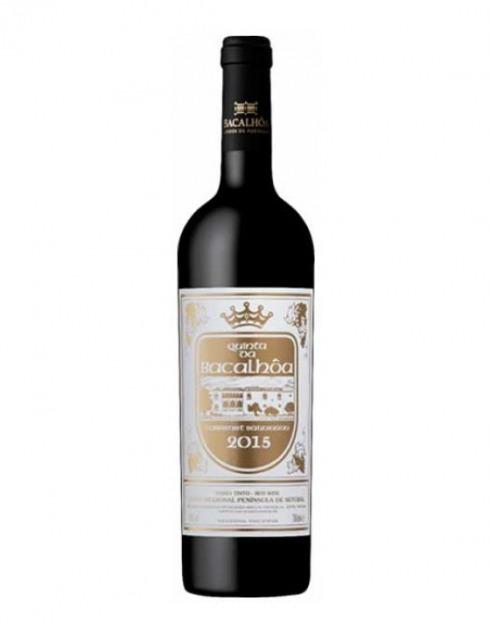 Garcias - Vinhos e Bebidas Espirituosas - VINHO QUINTA DA BACALHÔA TINTO 2015 1