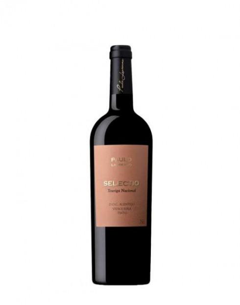 Garcias - Vinhos e Bebidas Espirituosas - VINHO PAULO LAUREANO SELEC. TOURIGA NACIONAL TINTO CX. MADEIRA 3 1