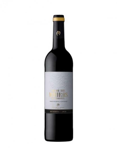 Garcias - Vinhos e Bebidas Espirituosas - VINHO SOLAR DAS MOURAS RESERVA TIN 2018 1