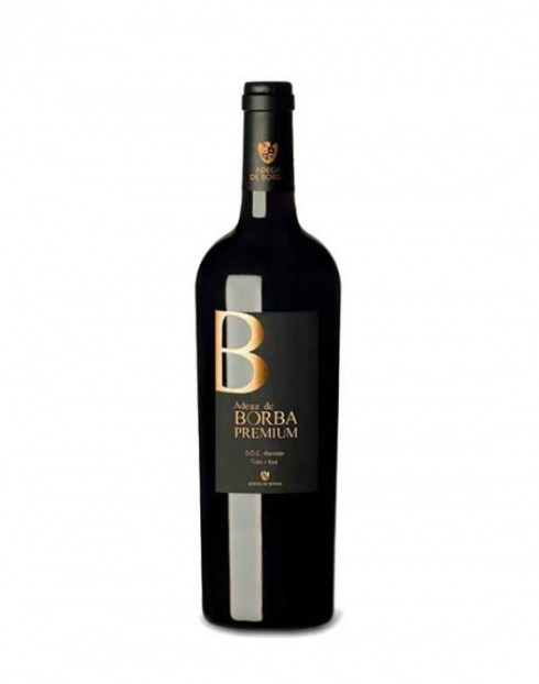 Garcias - Vinhos e Bebidas Espirituosas - VINHO BORBA PREMIUM TINTO 2016 1