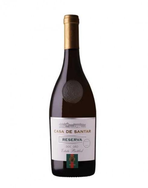 Garcias - Vinhos e Bebidas Espirituosas - VINHO DÃO CASA SANTAR RESERVA TINTO 2013 1