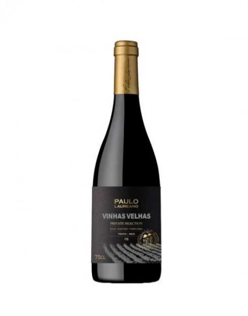 Garcias - Vinhos e Bebidas Espirituosas - VINHO PAULO LAUREANO V. VELHAS PRIVATE SELEC. TINTO 1