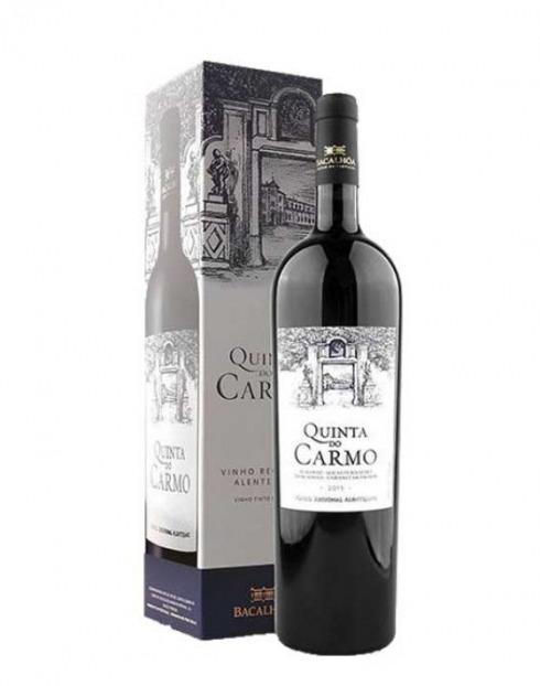 Garcias - Vinhos e Bebidas Espirituosas - VINHO QUINTA DO CARMO TINTO 2014 C/ CAIXA 1,5L 1