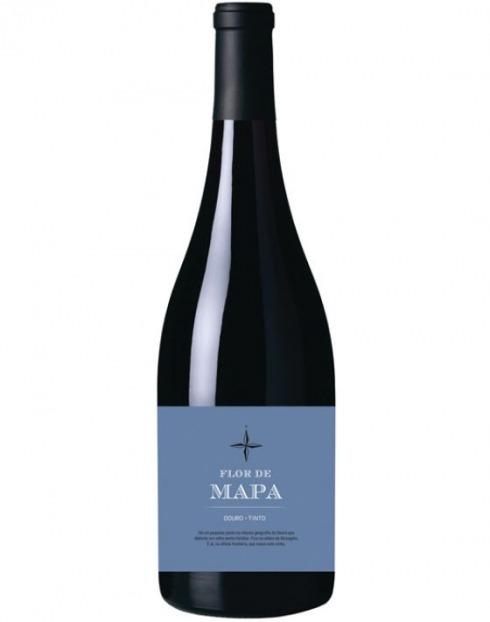 Garcias - Vinhos e Bebidas Espirituosas - VINHO FLOR DE MAPA TINTO 2016 1