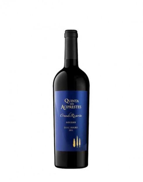 Garcias - Vinhos e Bebidas Espirituosas - VINHO QUINTA ACIPRESTES G. RESERVA SOUSÃO TINTO 2013 1