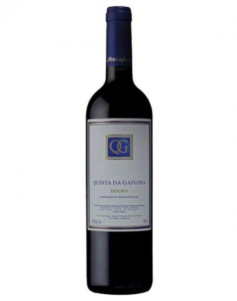 Garcias - Vinhos e Bebidas Espirituosas - VINHO QUINTA DA GAIVOSA TINTO 2017 1