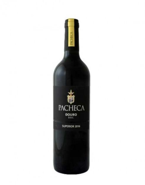 Garcias - Vinhos e Bebidas Espirituosas - VINHO QUINTA DA PACHECA SUPERIOR TINTO 2017 1