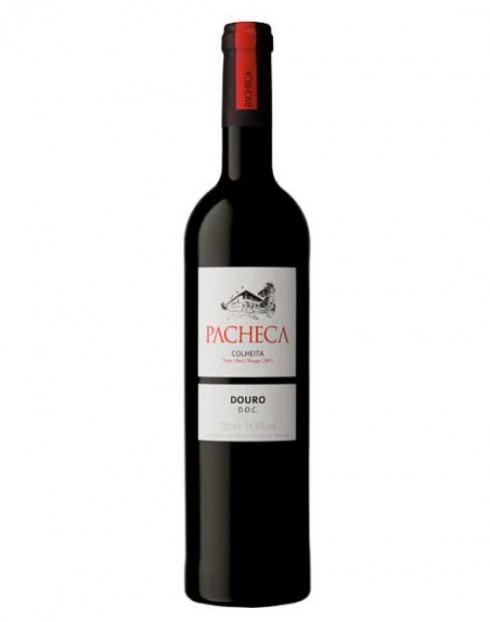 Garcias - Vinhos e Bebidas Espirituosas - VINHO QTA DA PACHECA TINTO COLH 2018 1