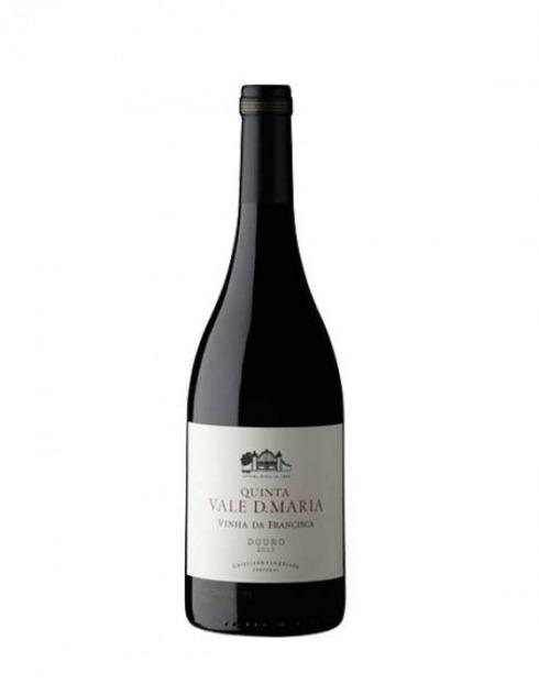Garcias - Vinhos e Bebidas Espirituosas - VINHO QUINTA  VALE D.MARIA VINHO  FRANCISCA TIN 17 1
