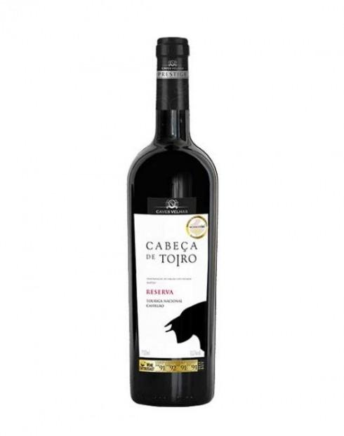 Garcias - Vinhos e Bebidas Espirituosas - VINHO CABEÇA DE TOIRO RIBATEJO RESERVA TINTO 2014 1