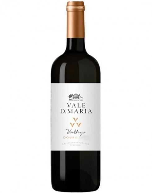 Garcias - Vinhos e Bebidas Espirituosas - VINHO QUINTA VALE D.MARIA VVV VALLEYS TINTO 2015 1