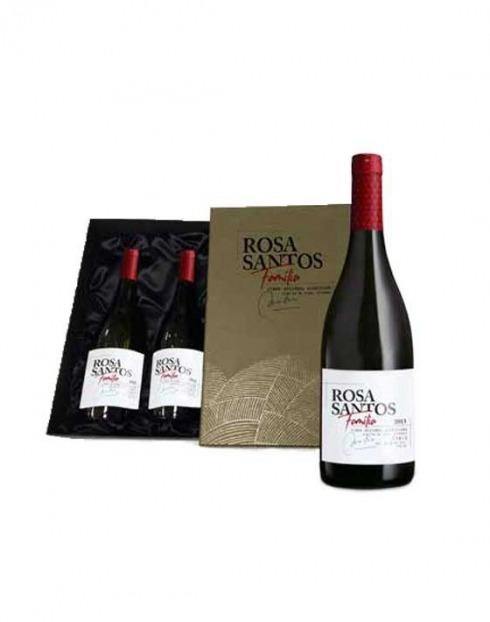 Garcias - Vinhos e Bebidas Espirituosas - VINHO ROSA SANTOS TIN 2015 CONJ 2 GFS 1
