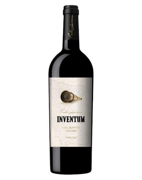 Garcias - Vinhos e Bebidas Espirituosas - VINHO INVENTUM TINTO 2015 1