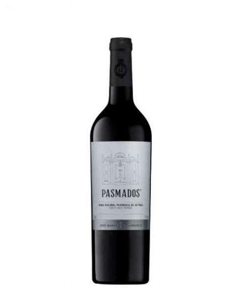 Garcias - Vinhos e Bebidas Espirituosas - VINHO PASMADOS TINTO 2016 1