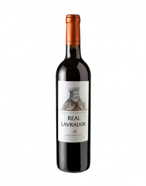 Garcias - Vinhos e Bebidas Espirituosas - VINHO REAL LAVRADOR TINTO 2020 1