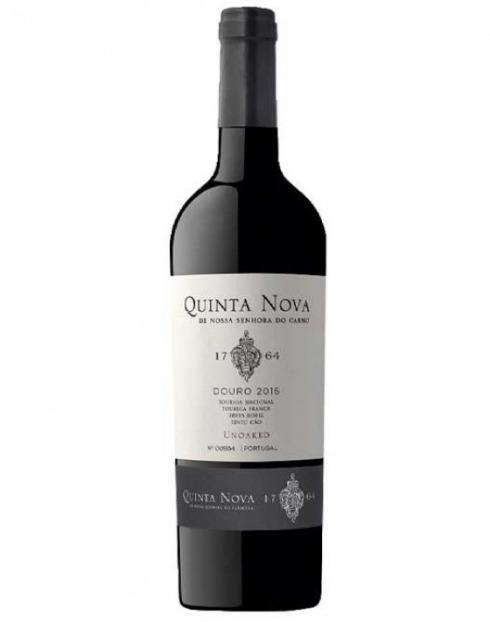 Garcias - Vinhos e Bebidas Espirituosas - VINHO QUINTA NOVA DOURO TINTO UNOAKED 2019 1
